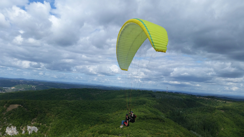 Parapente Lot Biplace 3