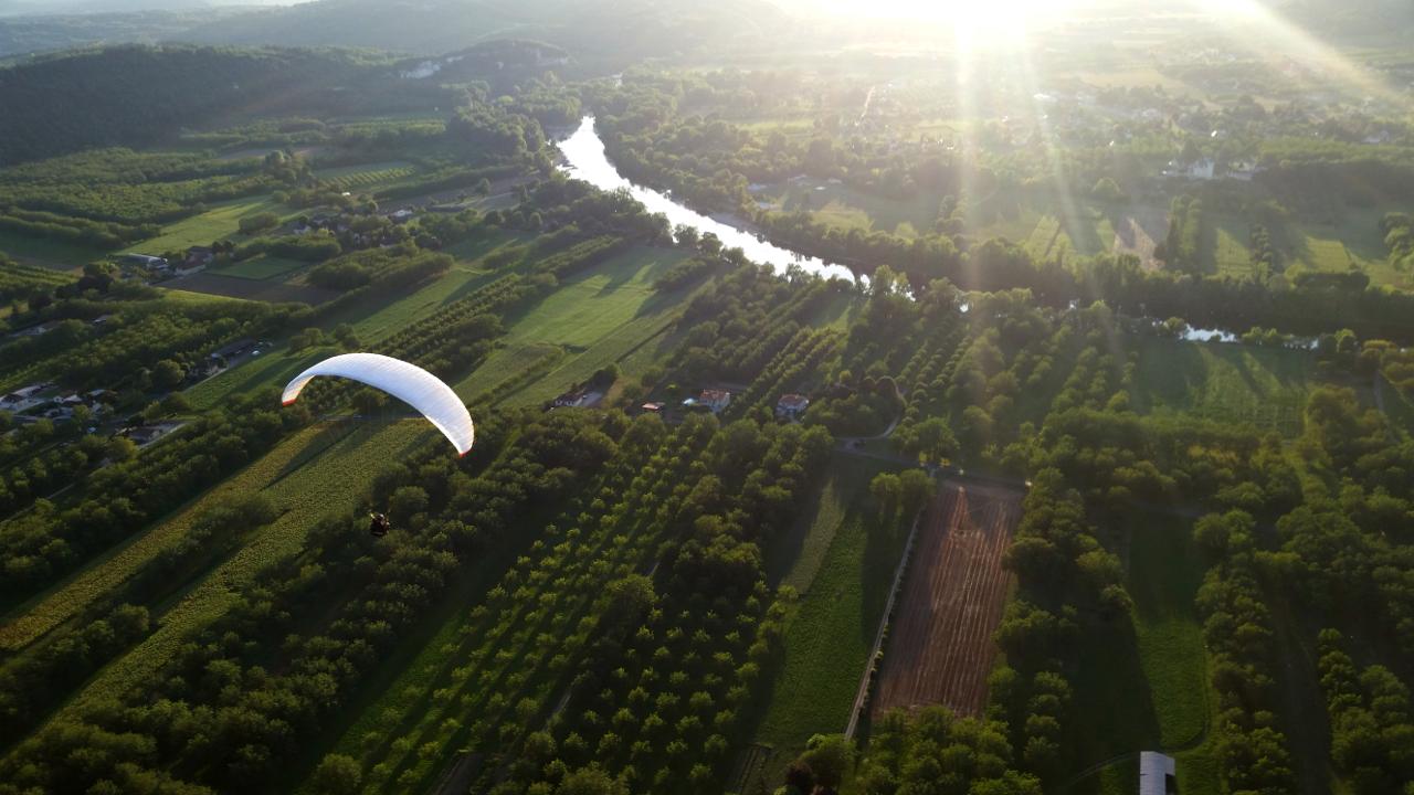 Parapente-Lot-Corrèze-Dordogne-Souillac