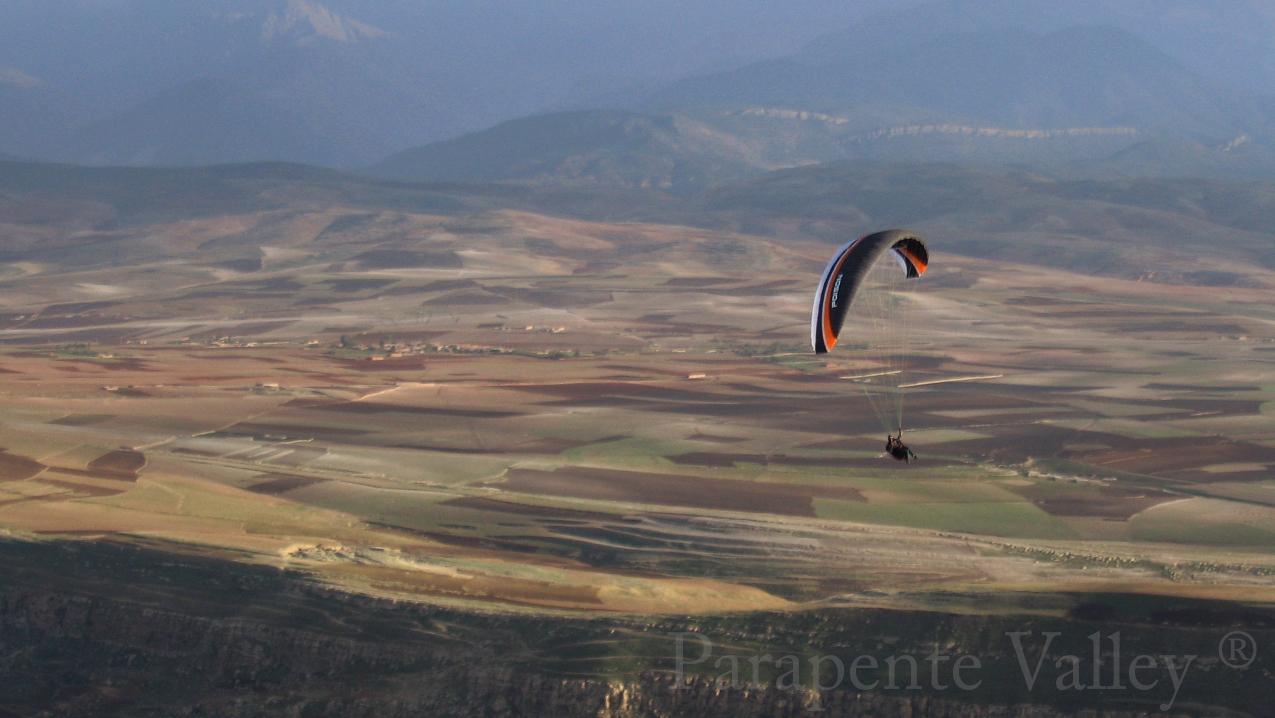Parapente Lot Maroc Aït Ourir