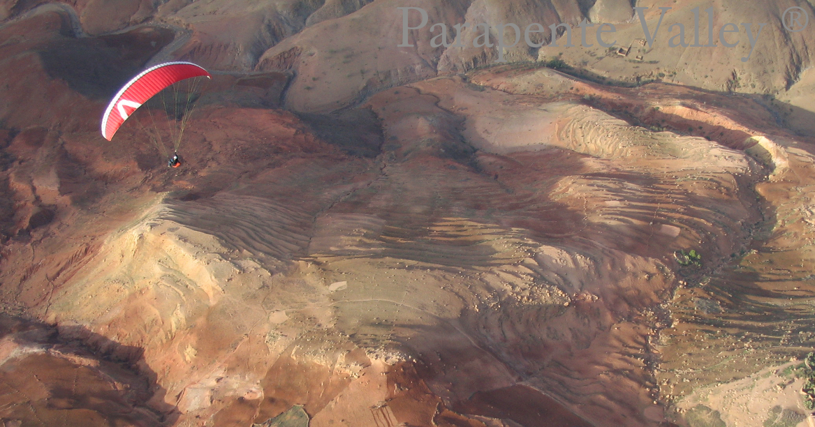 Parapente Lot Maroc Aguergour 2