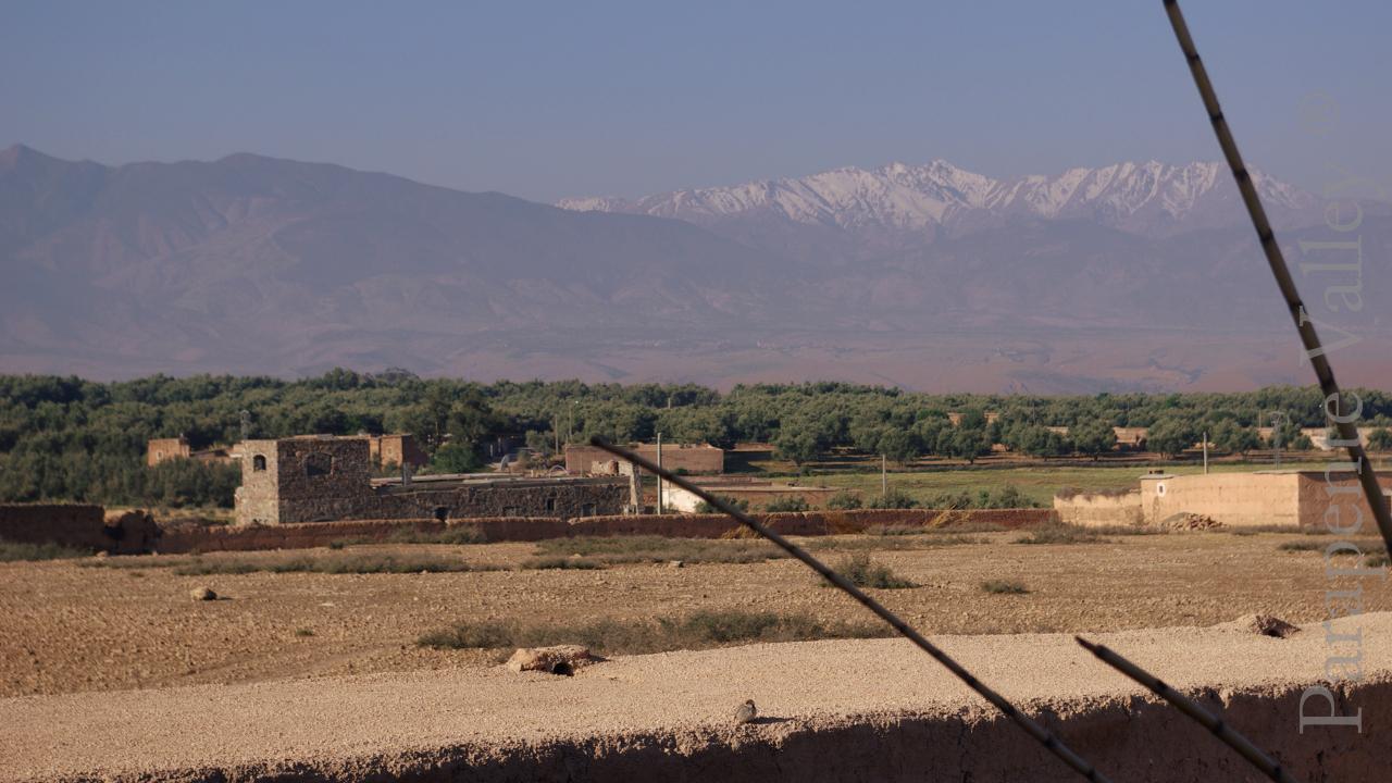 Parapente Lot Maroc Aguergour 5