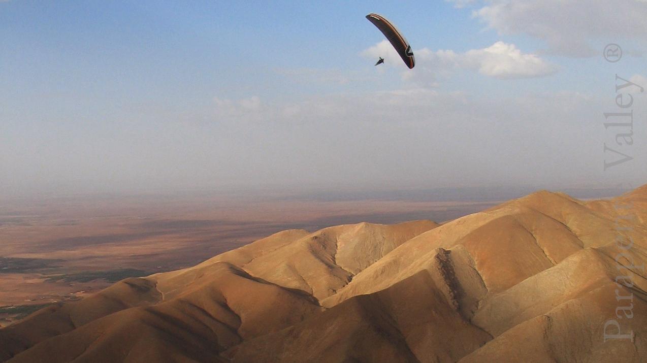 Parapente Lot Maroc Aguergour