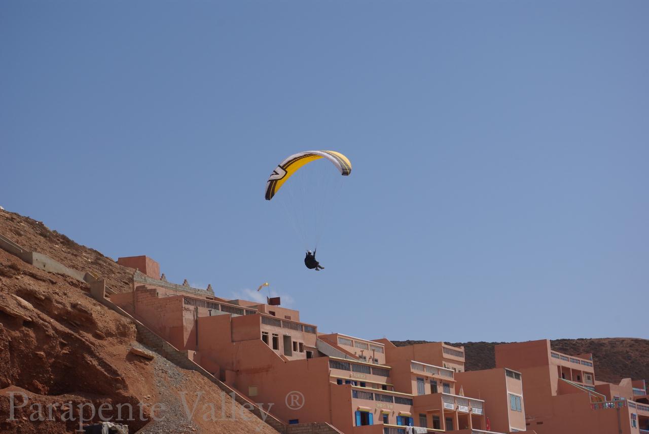 Parapente Lot Legzira Maroc 2