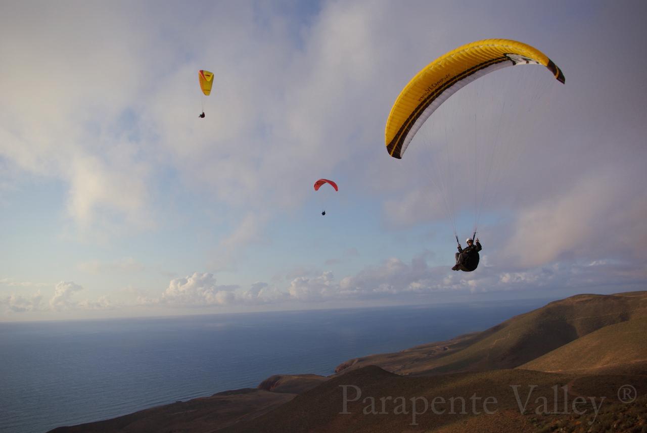 Parapente Lot Legzira Maroc 4