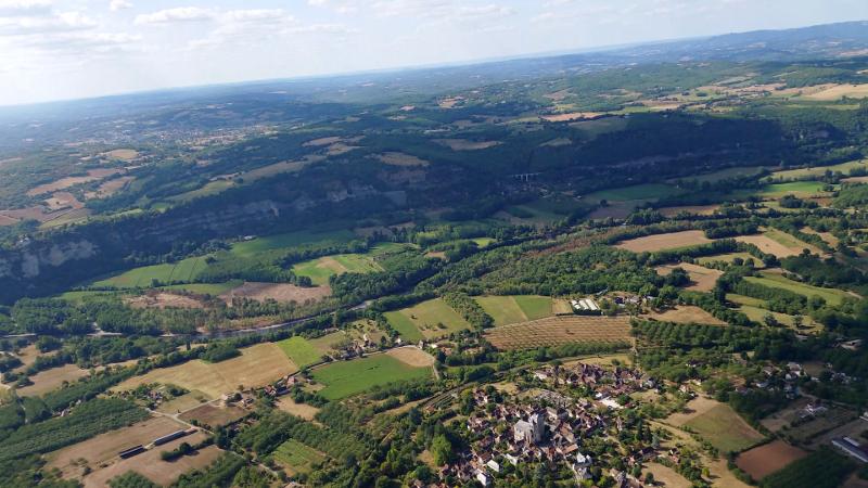 Parapente Dordogne Baptême de l'air