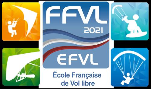 Parapente Lot Corrèze Dordogne FFVL 2021
